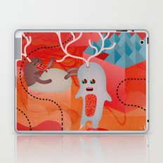 Bi_Corni Laptop & iPad Skin