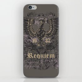 Griffin and Grunges iPhone Skin