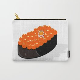 Space Odyssey Sushi | Astronaut Sushi | Space Sushi | Galaxy Sushi | Ikura Sushi | pulps of wood Carry-All Pouch