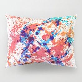 Wild Style - Splatter Style Pillow Sham