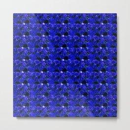 Blue Roses 1.1 Metal Print