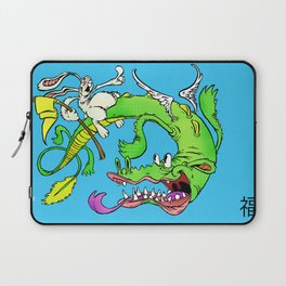 The Luck Dragon Laptop Sleeve