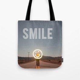 H.S. SMILE Tote Bag