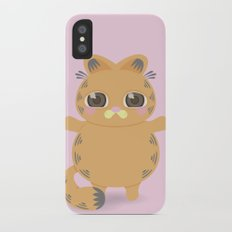 Garfield iPhone X Slim Case