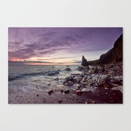 another world. Canvas Print