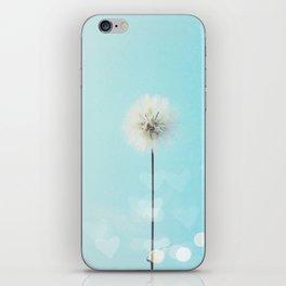 make a wish... iPhone Skin