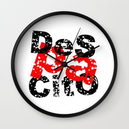 Des pa cito, Despacito Wall Clock