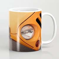 jeep Mugs featuring Jeep Rubicon by SShaw Photographic