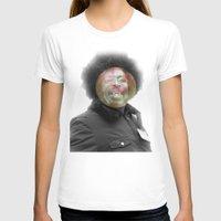 cincinnati T-shirts featuring Cincinnati Man by mtstalf