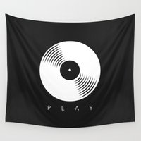 play Wall Tapestries featuring Play by Rizkysya