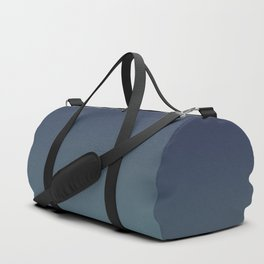 NIGHT SWIM - Minimal Plain Soft Mood Color Blend Prints Duffle Bag
