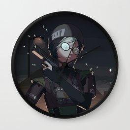 Siege Dokkaebi Wall Clock