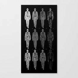 A/H Canvas Print