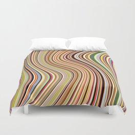 Old Skool Stripes - Flow Duvet Cover