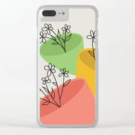 POTS Clear iPhone Case