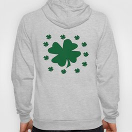 St. Patrick's Day Lucky Clovers Hoody