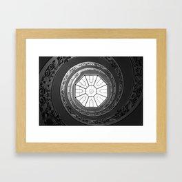 La Scala di Momo Framed Art Print