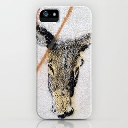 Jackass iPhone Case