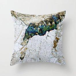Dolerite 05 - Diving Platypus Throw Pillow