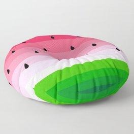 watermelons Floor Pillow