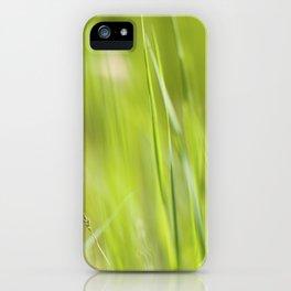 Summer Green iPhone Case