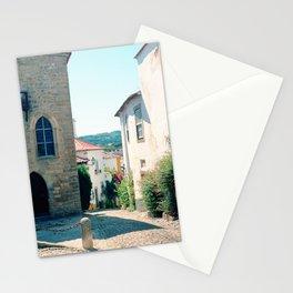 Obidos, Portugal(RR178) Analog 6x6 Kodal Ektar 100 Stationery Cards