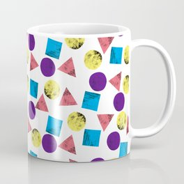 Square, Triangle, Circle Coffee Mug