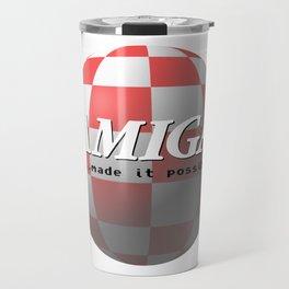 Amiga.....made it possible Travel Mug