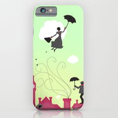 Mary Poppins, London iPhone 6s Slim Case