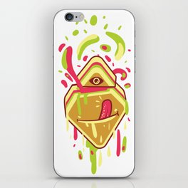 TASTE BISCUIT YAM iPhone Skin