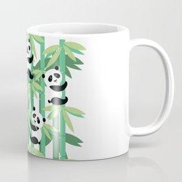 Panda's society Coffee Mug