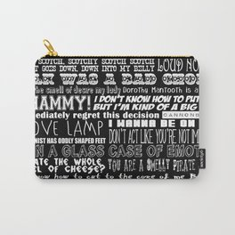 Anchorman Love Carry-All Pouch