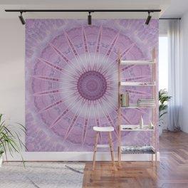 Mandala light of the fairy Wall Mural
