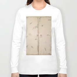 Shabby Chic, Cabinet Doors, Doors Long Sleeve T-shirt