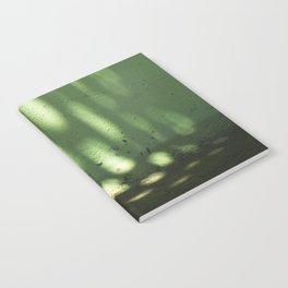 Green Light Spots Notebook