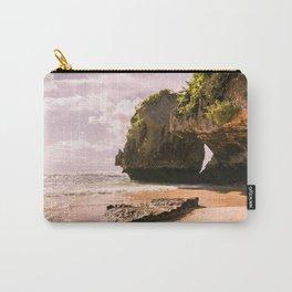 Uluwatu Beach Carry-All Pouch