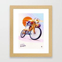 TNTTW V.03 Framed Art Print