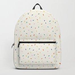 Rainbow Sprinkles Backpack