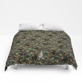 ARTiSTiC camo Comforters