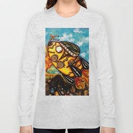 Rocket Bike Long Sleeve T-shirt