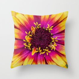 Blossom Forth Throw Pillow