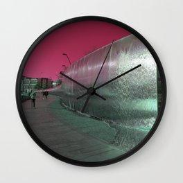 Sheffield Blade Wall Clock