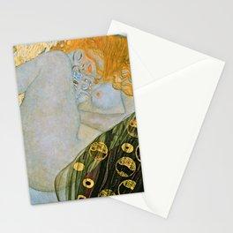 Gustav Klimt - Danae Stationery Cards