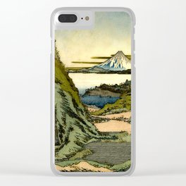 Morning at Sin Ruido Clear iPhone Case