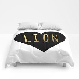 Lion Heart Comforters