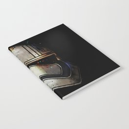Captain Phasma Shadow Notebook