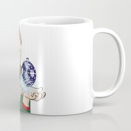 Just a Minor Mending - Christmas Edition Coffee Mug