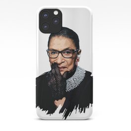 Ruth Bader Ginsburg RBG iPhone Case
