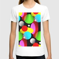 balloons T-shirts featuring Balloons by Artisimo