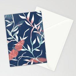 A butterfly's world Stationery Cards